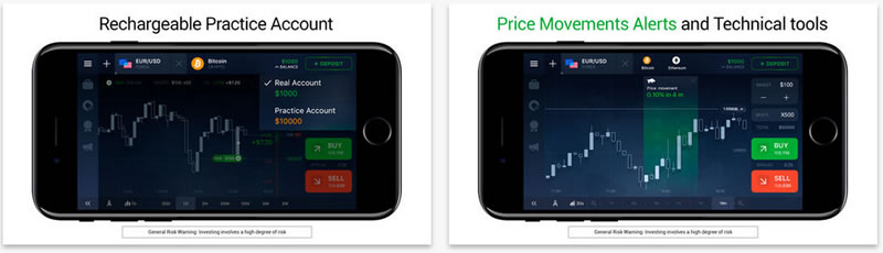 IQ Option Mobile Trading App