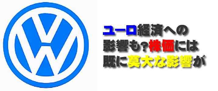 VW社株式画像