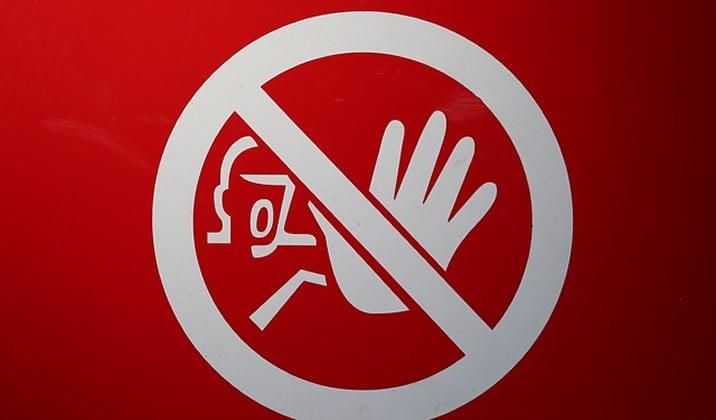自動売買ツールは禁止