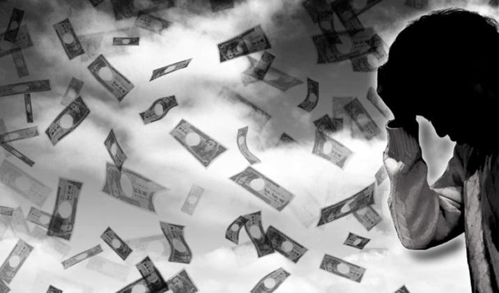 仮想通貨のリスクのイメージ