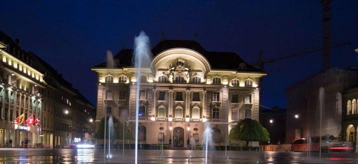 スイス国立銀行本店