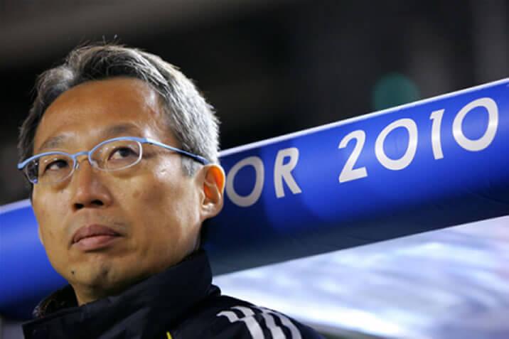 岡田武史元日本代表監督