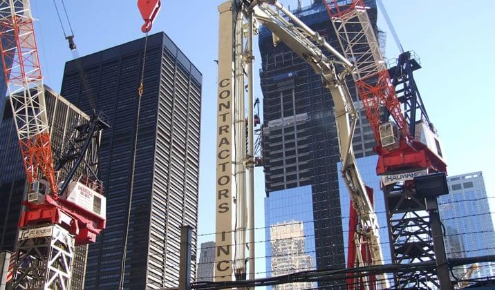 ニュース-建設中の新築