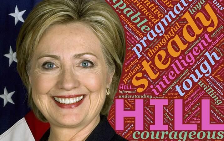 ニュース ヒラリークリントン