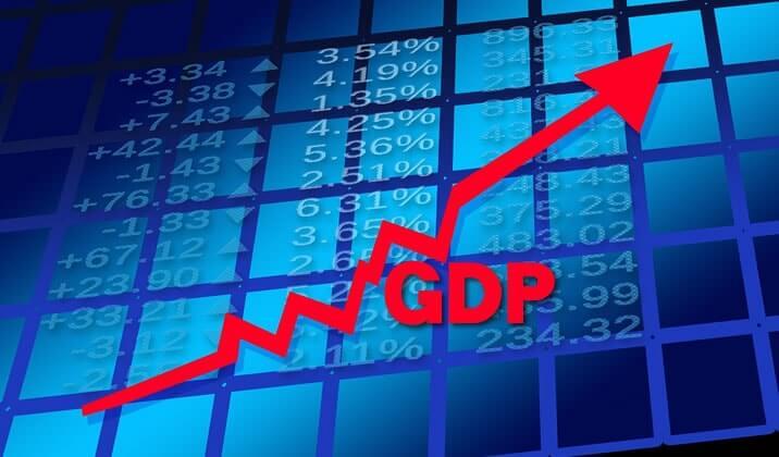 GDPが連続成長でも体感出来ない景気の良さイメージ