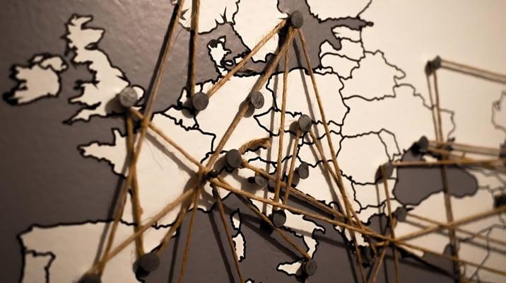ヨーロッパ大陸