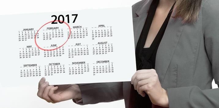 2月の経済指標予想