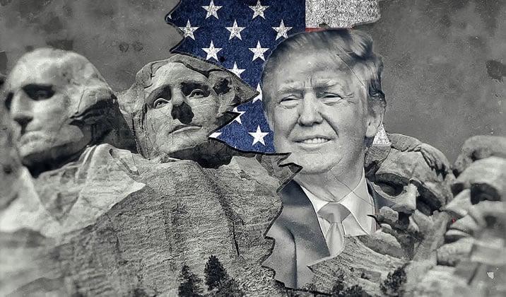 経済指標注意報 トランプ大統領