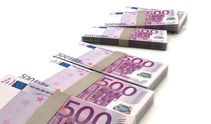 ユーロの価値
