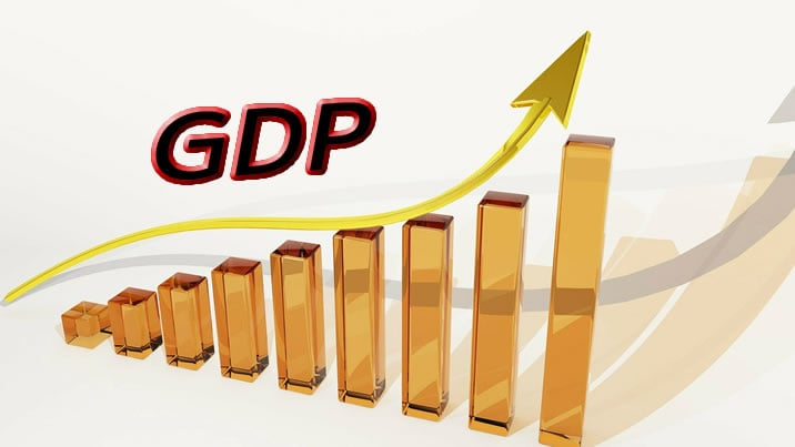 日本の経済指標(GDP)
