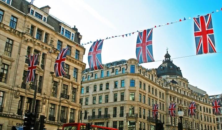 イギリスのイメージ