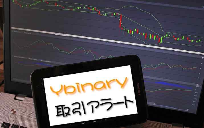 Ybinary実戦取引!