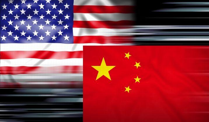 米中貿易摩擦問題のイメージ
